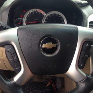 Điều khiển âm thanh trên vô lăng xe Captiva chính hãng GM