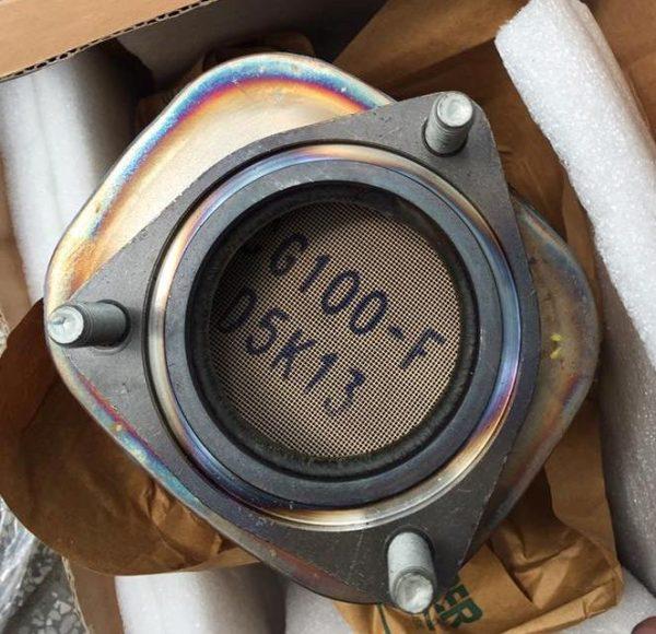 Bầu lọc khí xả xe Captiva máy xăng chính hãng GM