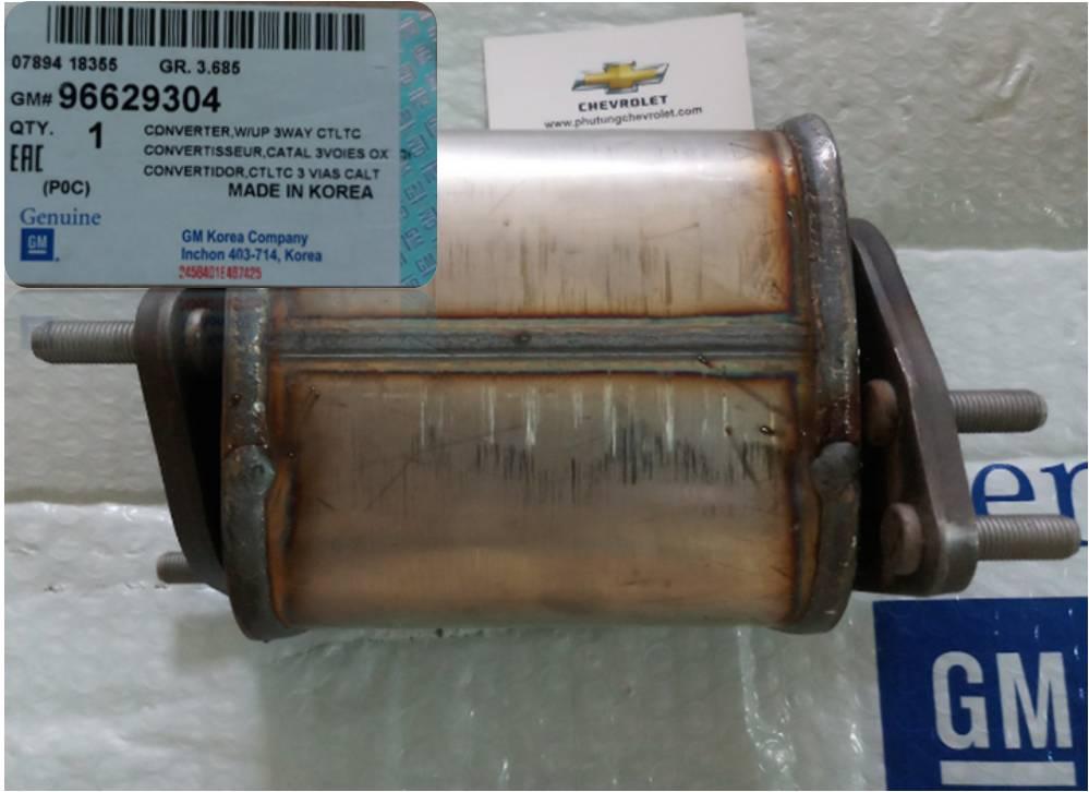 Bầu lọc khí xả Chevrolet Captiva chính hãng GM
