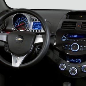 Đồng hồ táp lô xe Spark M300 Chính hãng GM