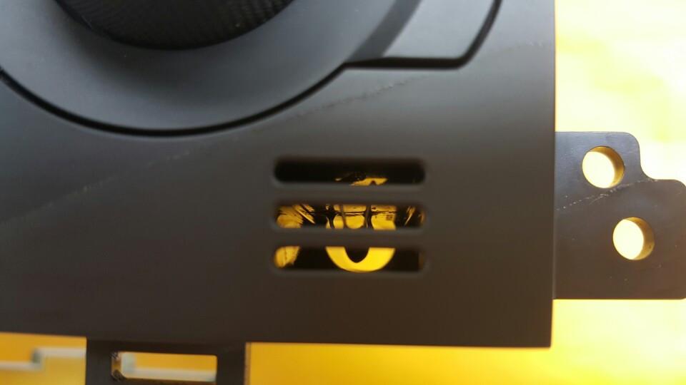 Điều khiển điều hòa xe Captiva 2007 chính hãng GM