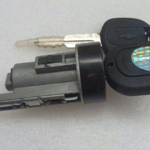Bộ khóa xe Lacetti EX chính hãng GM