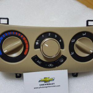 Công tắc điều hòa xe Gentra chính hãng GM