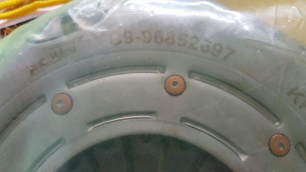 Bàn ép, đĩa côn xe Captiva máy dầu chính hãng