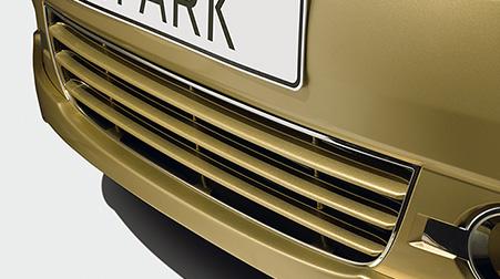 Ốp mạ crôm ca lăng xe Spark M200 chính hãng GM