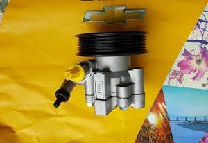 Bơm dầu trợ lực lái xe Cruze 1.6 LS chính hãng GM