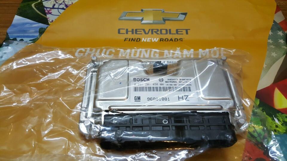 Hộp điều khiển điện ECU xe Captiva chính hãng GM
