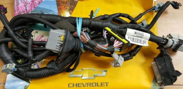Dây điện động cơ xe Aveo 2012 chính hãng