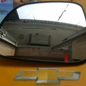 Mặt gương chiếu hậu ngoài xe Captiva chính hãng GM