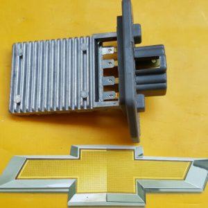 Biến trở quạt gió điều hòa xe Spark M200 chính hãng GM