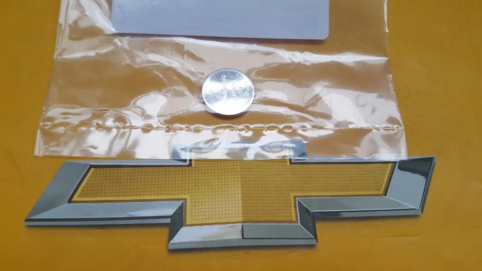 Pin chìa khóa xe Captiva chính hãng GM