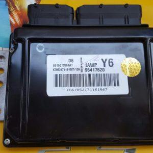 Hộp điều khiển điện động cơ xe Magnus 2.5