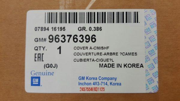 Nắp giàn Cam Nubira 1.6 chính hãng GM