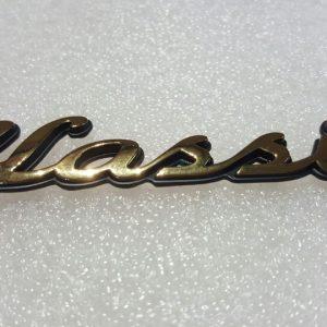 Chữ Classic cho xe Magnus 2.5 chính hãng GM