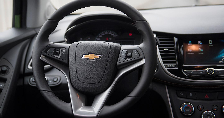 Chevrolet Trax LT 2017 xe SUV thời thượng