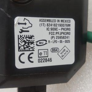 Vành cảm biến chống trộm VTD xe Captiva chính hãng GM