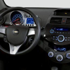Vô lăng xe Spark M300 chính hãng GM