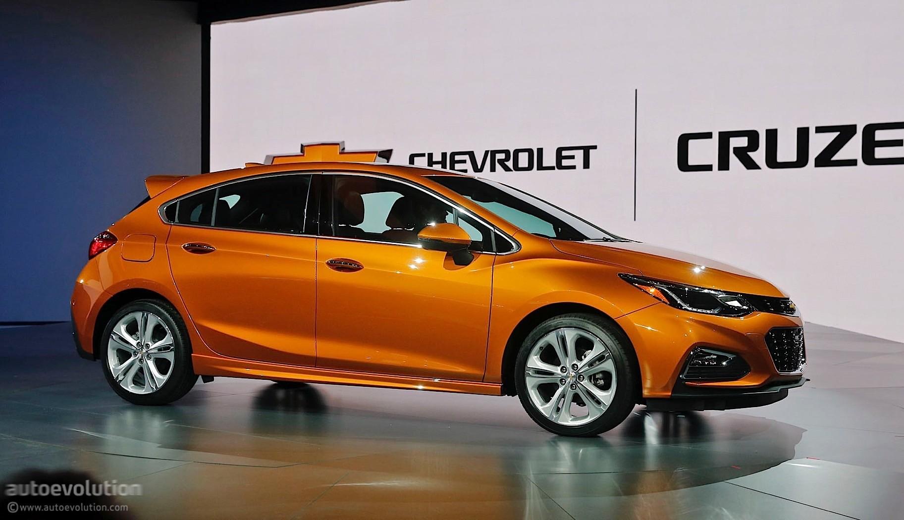 Cruze Hatchback lựa chọn mới cho người những người yêu ...