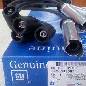 Bộ dây cao áp ( dây phin) xe Gentra chính hãng GM