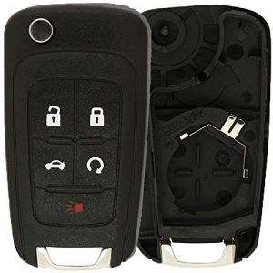 Pin chìa khóa xe Cruze chính hãng GM