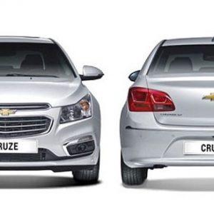 Mặt ca lăng dưới xe Cruze 2017 chính hãng GM