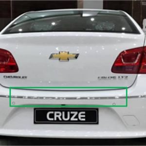 Nẹp trang trí vỏ ba đờ xốc ( Cản) sau xe Cruze chính hãng GM
