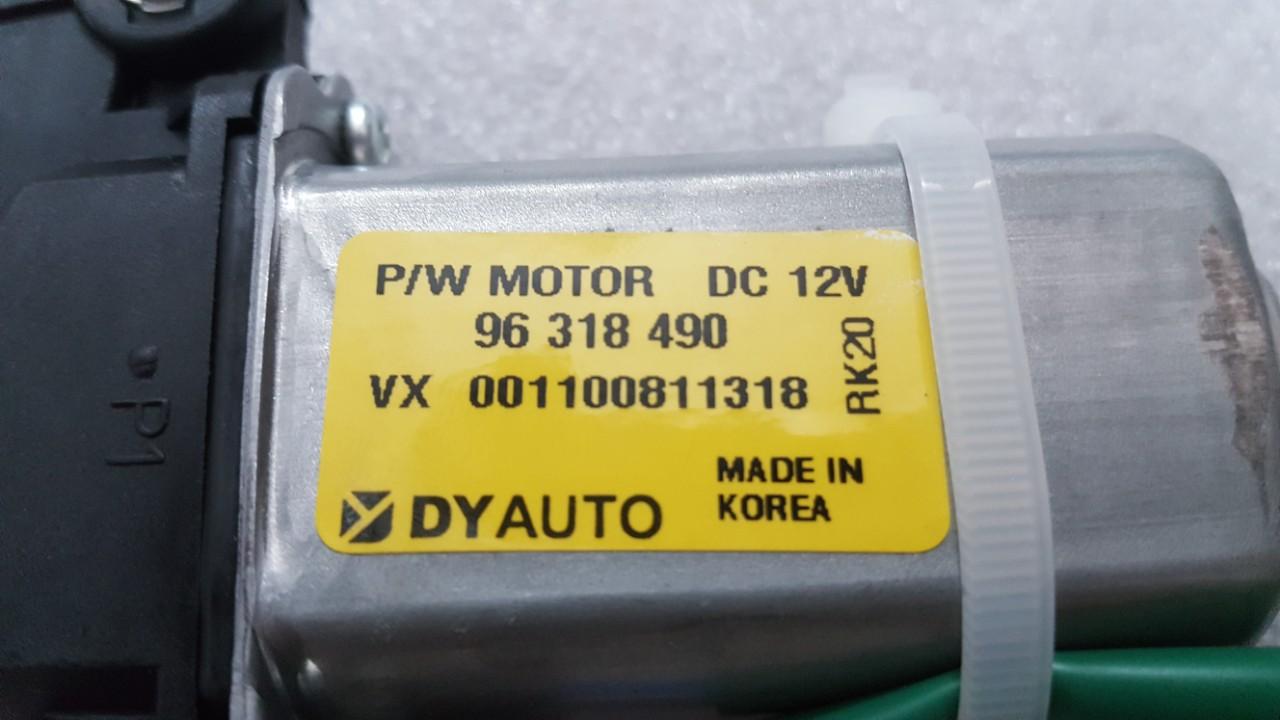Mô tơ nâng kính cửa xe Matiz chính hãng GM
