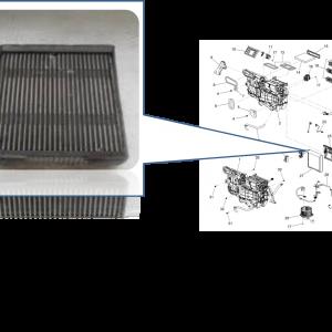 Cảm biến nhiệt độ giàn lạnh xe Spark M300 chính hãng GM