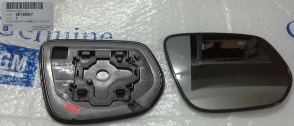 Mặt gương chiếu hậu xe Colorado chính hãng GM