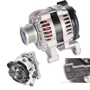Máy phát điện xe Lacetti nhập CDX chính hãng GM