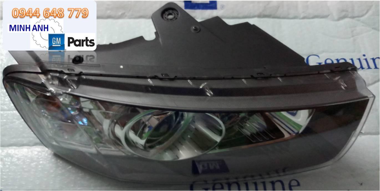 Đèn pha xe Capriva 2013 chính hãng GM