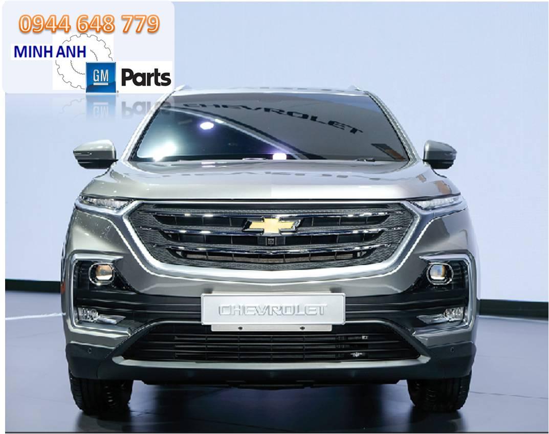 Chevrolet Captiva 2019 ra mắt tại Thái Lan