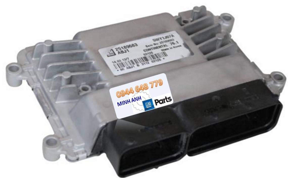 Hộp điều khiển điện động cơ xe Cruze 1.8