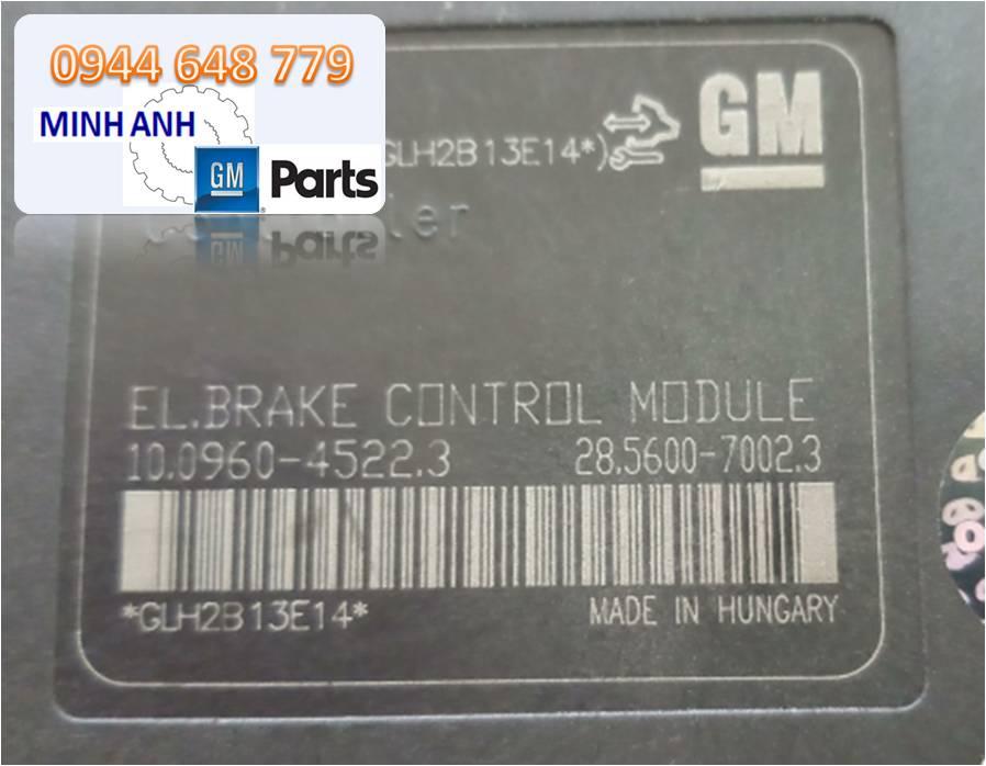 Cụm điều khiển phanh ABS xe Orlando chính hãng GM