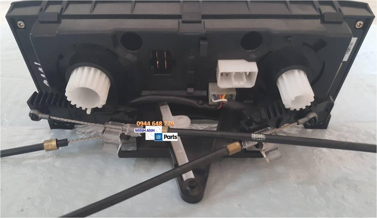 Công tắc điều hòa xe Lanos chính hãng GM