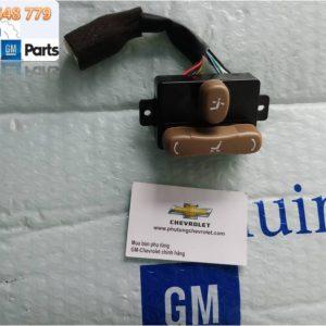 Công tắc chỉnh ghế lái xe Magnus 2.5 chính hãng GM