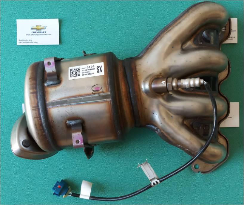 Bầu lọc khí xả xe Cruze 1.8 chính hãng GM