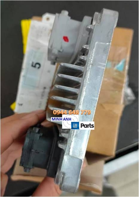 Hộp điều khiển điện động cơ xe Aveo