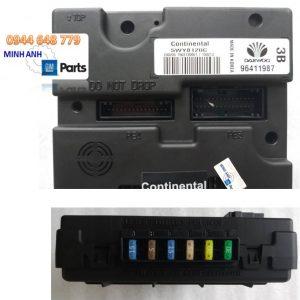 Hộp điều khiển chống trộm xe Magnus 2.5 chính hãng GM