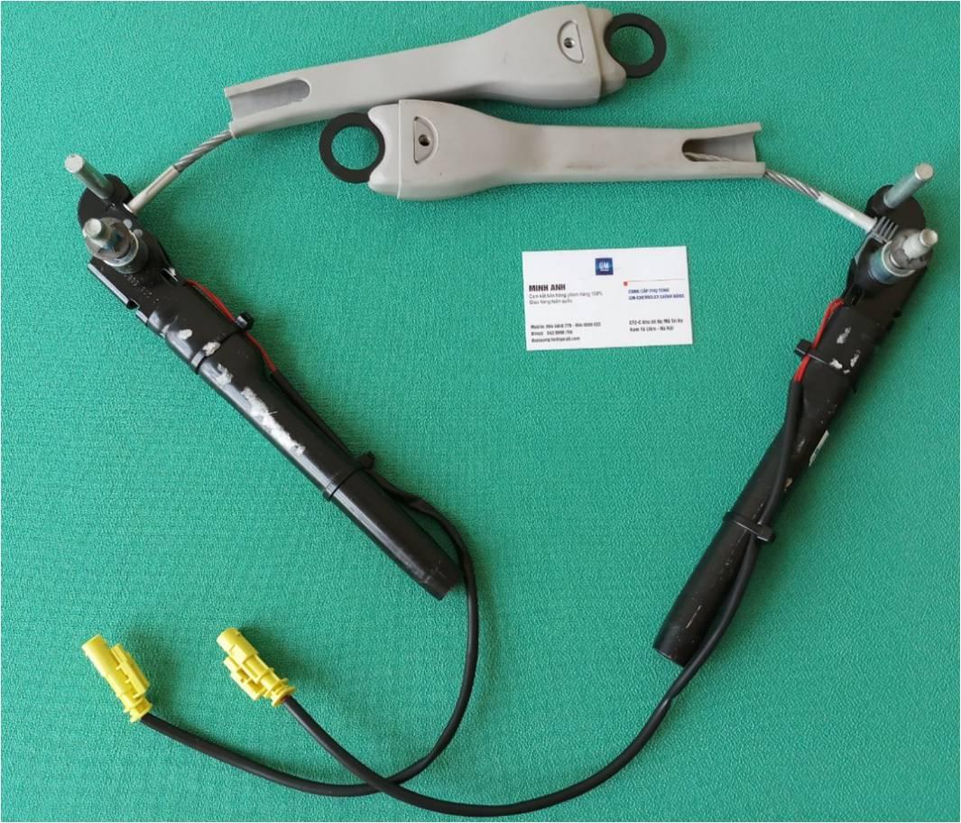 Ngàm giữ dây đai an toàn Captiva C140